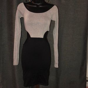 Dresses & Skirts - Cut out bodycon dress